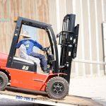 An toàn xe nâng tại nơi làm việc