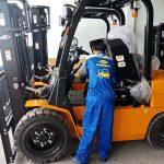 Tại sao cần bảo trì xe nâng và sửa chữa xe nâng phù hợp?