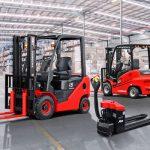 Xe nâng điện Hangcha 1 tấn -Giải pháp tiết kiệm chi phí