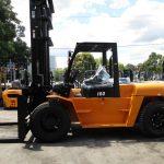 Cập nhật giá xe nâng hàng 10 tấn tại công ty Thiên Sơn