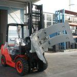 Bộ công tác xe nâng – cánh tay đắc lực của xe nâng